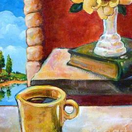 Cheryl Emerson Adams - Yellow Mug
