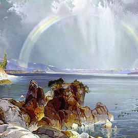 unknown - Yellowstone Lake 1875
