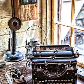 Yesterdays Communication by Karol Livote