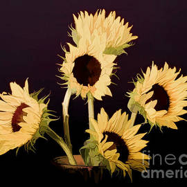 TN Fairey - you are my sunshine - painterly