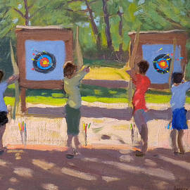 Andrew Macara - Young Archers