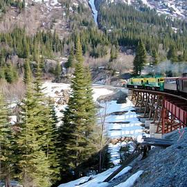 Yukon Railroad 3 by Tracy Winter