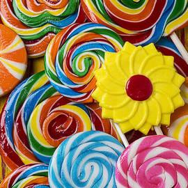 Garry Gay - Yummy candy suckers