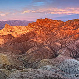 Timothy Hacker - Zabriskie Point Pano