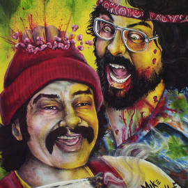 Mike Vanderhoof - Zombie Cheech and Chong