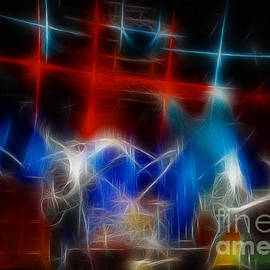 Gary Gingrich Galleries - ZZ Top-Rhythmeen-A23-Fractal