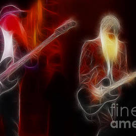 Gary Gingrich Galleries - ZZ Top-Rhythmeen-E12-Fractal