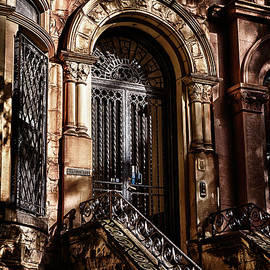 Park Slope Building 33 Take 2 by Val Black Russian Tourchin