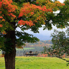 Karen Lee Ensley -  Scenic New England in Autumn