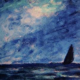 Big blue by John Scates