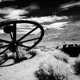 Big Wheel Bodie by Jan W Faul
