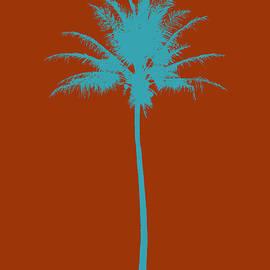 David Paul Murray - Color Palm 7