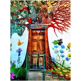 Damanhur Door