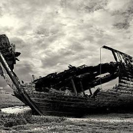 Trevor Kersley - Fleetwood Marsh Wrecks