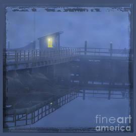 Jim Wright - Foggy pier