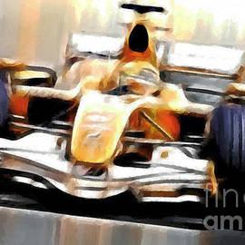 Jerry L Barrett - Formula One