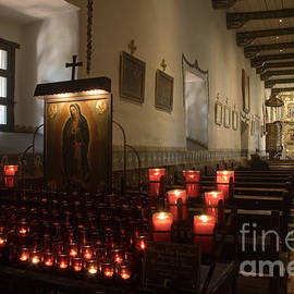 Mission San Juan Capistrano  by Bob Christopher