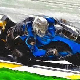 Jerry L Barrett - Motorcycle Racer