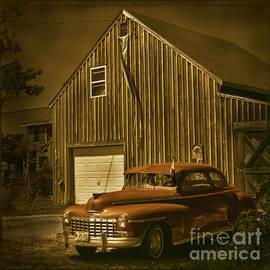Jim Wright - Old car old barn