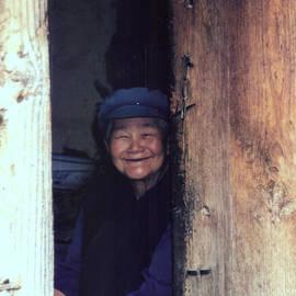 Old women in China by Hagit Ben-Yakar Shechter