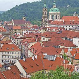 Ann Horn - Prague from Castle Hill