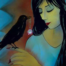 Raven's Disciple by Randy Patton