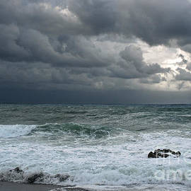 Stormy Waters by Richard Nickson