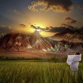 Hamid Reza Farzandian - Warm rays of hope