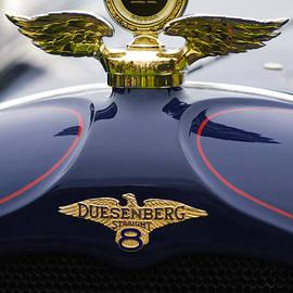 1927 Duesenberg X Mcfarlan Roadster Hood Ornament by Jill Reger