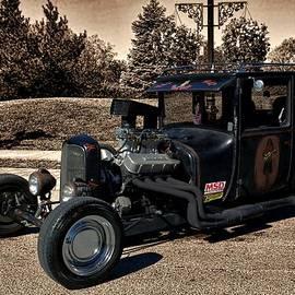 Tim McCullough - 1927 Ford High Top T Rat Rod