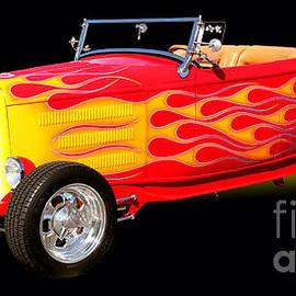 Jim Carrell - 1932 Ford Hotrod