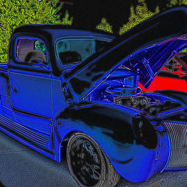 Rebecca Frank - 1940 Ford Pick up