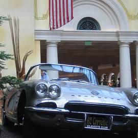1962 Corvette by John Shiron