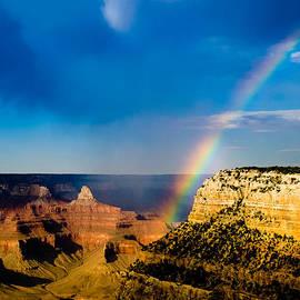 Ernest Hamilton - Grand Canyon Rainbow