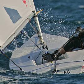 Steven Lapkin - Lake Tahoe Sailboat Racing