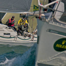 Steven Lapkin - Rolex Big Boat Series San Francisco Bay