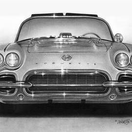 62 Corvette by Tim Dangaran