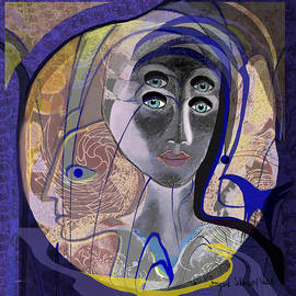 Irmgard Schoendorf Welch - 743 - Blue eyes