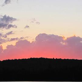 Francois Fournier - A Jully Evening At Barbue Lake Frontenac National Park Quebec Canada
