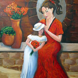 A Mothers Love by Rosie Sherman