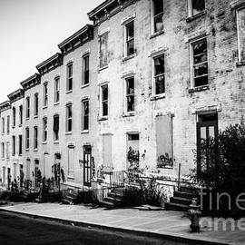 Paul Velgos - Abandoned Glencoe-Auburn Buildings Cincinnati Ohio