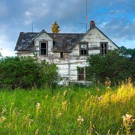 Matt Dobson - Abandoned House on the Prairies