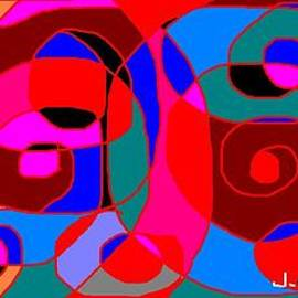 Jerry Conner - Abstract 29