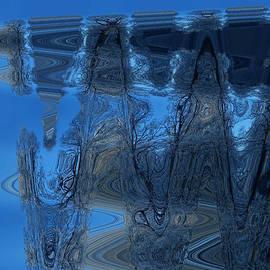 Colette V Hera  Guggenheim  - Abstract Flying Trees