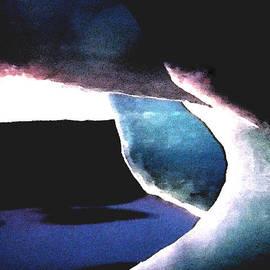 Colette V Hera  Guggenheim  - Abstract Snow Ice