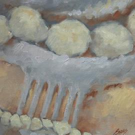 Linda Eades Blackburn - Abstract Trio Two