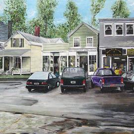 After The Rain by Stuart B Yaeger