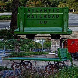 Alantic Railroad by Dennis Dugan
