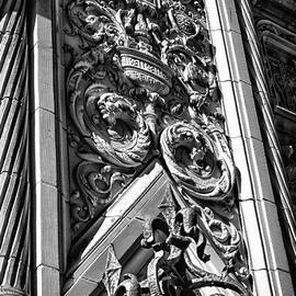 Alwyn Court Building Detail 12 by Val Black Russian Tourchin