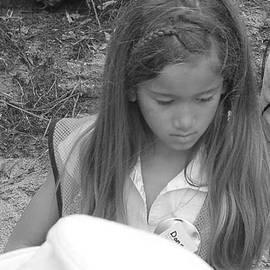 Val Oconnor - American Indian Girl